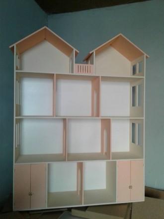 Кукольный домик: купить развивающую игрушку   Оригинальные кукольные домики дл. Днепр, Днепропетровская область. фото 6