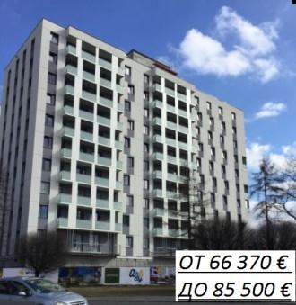 Польша. Краков. Современный жилой комплекс. Одесса. фото 1