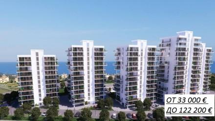 Северный Кипр. Фамагуста. Апартаменты в 300 метрах от моря. Одесса. фото 1