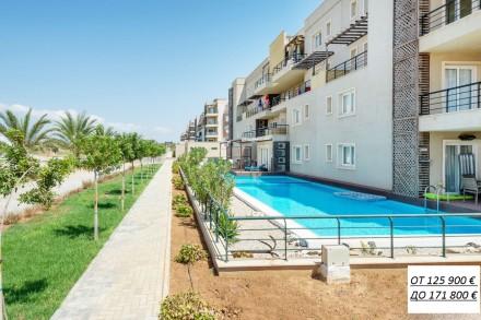 Северный Кипр. Фамагуста. Апартаменты в 100 метрах от пляжа. Одесса. фото 1