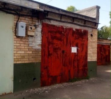 Гараж Троещина, Крайняя ул., рынок. Киев. фото 1