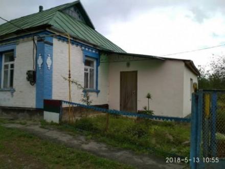 Продам частину будинку в с. Розкішна по вул. Шевченко. 2 кімнати, кухня з п. Розкошная, Киевская область. фото 5