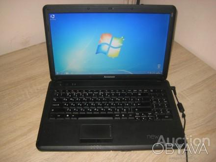"Lenovo G550 - Экран 15.6"" (1366х768) LED / Intel Celeron Dual Core T3000 (1.8 Гг. Мелитополь, Запорожская область. фото 1"
