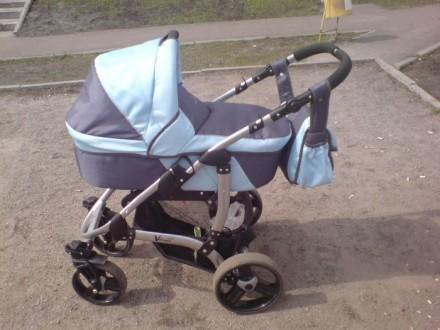 Универсальная коляска Bebetto  порадует родителей тем, что не нужно покупать про. Одесса, Одесская область. фото 3