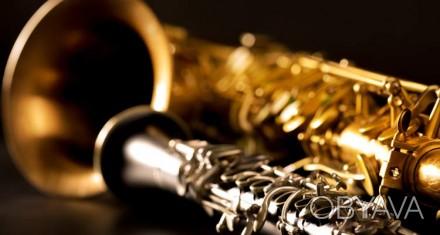 Уроки игры на саксофоне для детей и взрослых, с любым уровнем подготовки!  На . Днепр, Днепропетровская область. фото 1