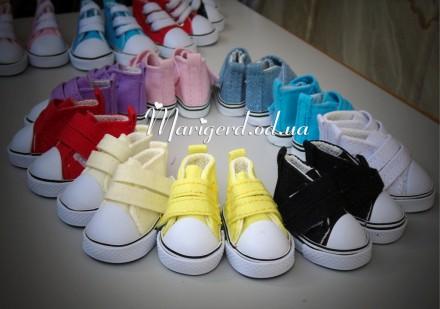 Купить обувь для кукол, купить кеды для кукол Украина. Одесса. фото 1