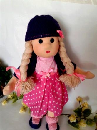 Вальдорфские куклы. Киев. фото 1