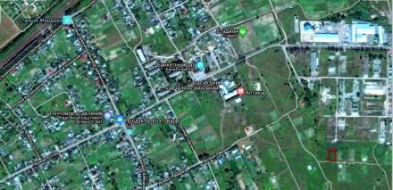 Земельный участок 10 соток под Киевом Броварской район  Продам земельный участ. Бровары, Киевская область. фото 2