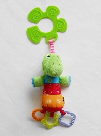 Подвесная игрушка на коляску или кроватку Дракоша K's Kids. Киев. фото 1