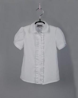 BoGi. Блуза для дівчинки  короткий рукав.102.018.0278.02,102.018.0278.01. Полтава. фото 1