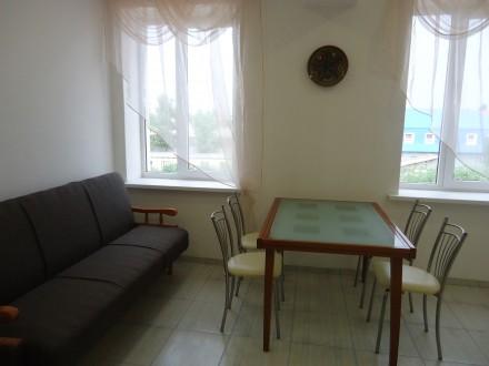 Сдам 1-комнатную квартиру с просторной кухней-гостиной на 3 этаже 4-этажного мал. Каролино-Бугаз, Одесская область. фото 3