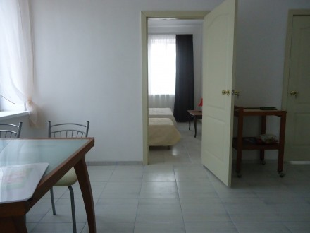 Сдам 1-комнатную квартиру с просторной кухней-гостиной на 3 этаже 4-этажного мал. Каролино-Бугаз, Одесская область. фото 5