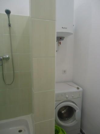 Сдам 1-комнатную квартиру с просторной кухней-гостиной на 3 этаже 4-этажного мал. Каролино-Бугаз, Одесская область. фото 7