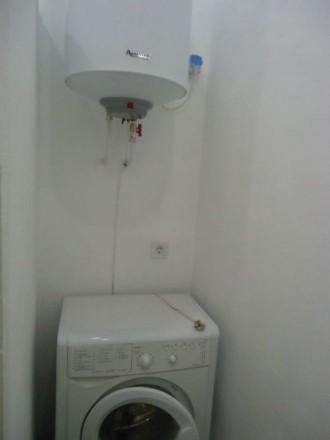 Сдам 1-комнатную квартиру с просторной кухней-гостиной на 3 этаже 4-этажного мал. Каролино-Бугаз, Одесская область. фото 9