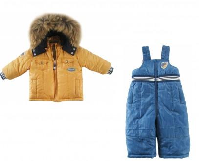 куртка и полукомбинезон Fox's Matters. Одесса. фото 1