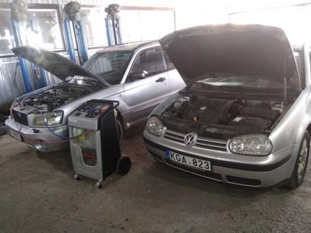 Компания Euro Car Sevice предоставит услуги:  - дозаправка систем кондициониро. Киев, Киевская область. фото 4