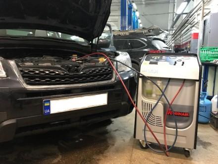 Компания Euro Car Sevice предоставит услуги:  - дозаправка систем кондициониро. Киев, Киевская область. фото 6