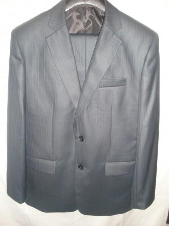 Мужской брючный костюм (двойка) 50 размер. Балаклея. фото 1