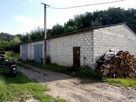Продам Производственно-складское помещение либо под СТО. Чернигов. фото 1