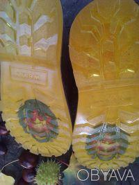 Ботинки натуральная замша шоколадного цвета'внутри--- полностью серая кожа'даже . Чернигов, Черниговская область. фото 7