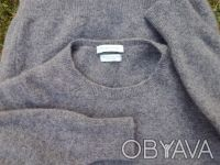 Свитер фирменный BENETTON, классическая модель для базового гардероба на холода.. Чернигов, Черниговская область. фото 11