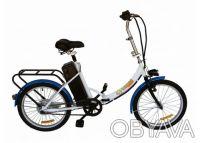 Электровелосипед Вольта Бит складной. Одесса. фото 1