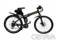 Электровелосипед Volta Хаммер, складной. Одесса. фото 1