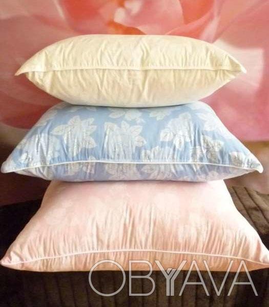 Как сделать подушку с перьевую