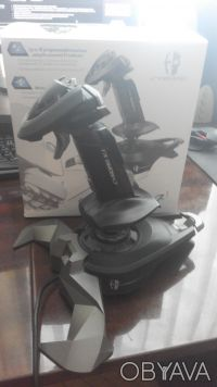 Джойстик Cyborg V1 Flight Stick. Киев. фото 1