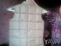 """Очень тепленький жилетик бренда """"CRAZY 8"""" приятного фисташкового цвета. На фото . Одесса, Одесская область. фото 3"""