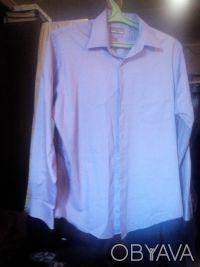 Рубашка для крупного мужчины из США. Одесса. фото 1