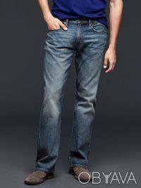 Продам классические прямые джинсы Gap 1969 boot fit jeans. Харьков. фото 1