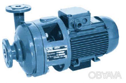 Консольно-моноблочные насосы КМ 100-65-200
