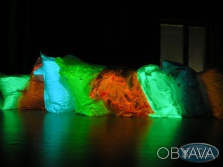 Краска, самосветящаяся в темноте – это новое слово в сфере лакокрасочных материа. Винница, Винницкая область. фото 1