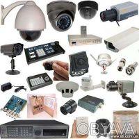 Камеры аналоговые,AHD и IP для видеонаблюдения оптом и в розницу. Одесса. фото 1