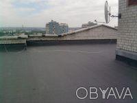 Ремонт крыши ОСМД. Дніпро. фото 1