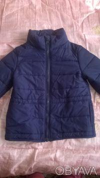 Продам демисезонную детскую куртку H&M,состояние ИДЕАЛЬНОЕ!Воротник стойка,смотр. Одесса, Одесская область. фото 2