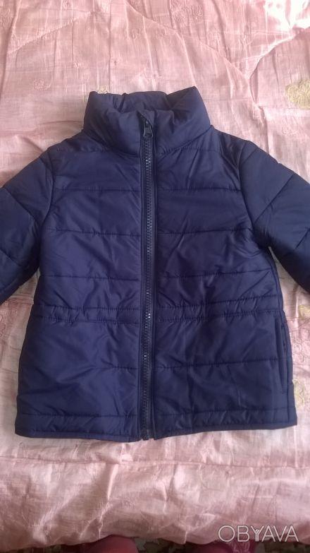 Продам демисезонную детскую куртку H&M,состояние ИДЕАЛЬНОЕ!Воротник стойка,смотр. Одесса, Одесская область. фото 1