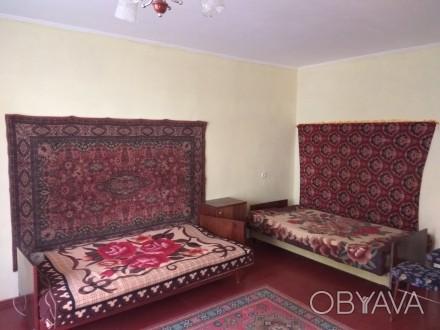 Здається 1-кім.квартира, р-н. ПМК-100, вул. курчатова, квартира мебльована є окр. Ровно, Ровненская область. фото 1