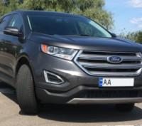 Продам Ford Edge TITANIUM 2016. Киев. фото 1