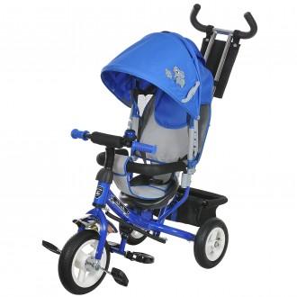 Bелосипед дитячий триколісний MiniTrike 950D. Бровары. фото 1