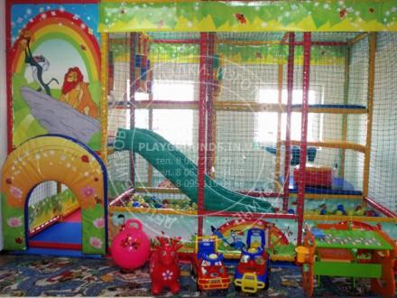 Детские площадки для детского сада -обновленная тематика.. Днепр. фото 1