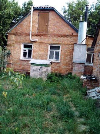 Дом рн Барановки в красивом месте: подьезд асфалльт, а участок выходит на другую. Сумы, Сумская область. фото 2