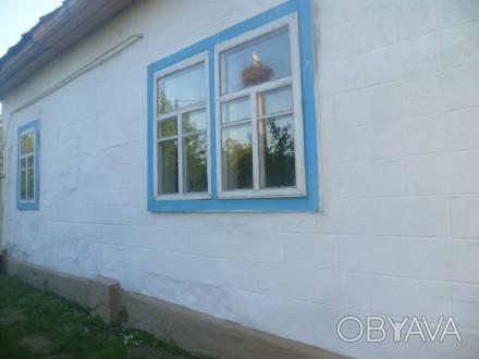 Дом с приватизированным земельным участком 15 сот. в селе Олишевка Черниговского. Чернигов, Черниговская область. фото 1
