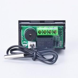 Терморегулятор XH-W1209WK с диапазоном регулировки температуры от -50 до 110 °С.. Энергодар, Запорожская область. фото 4
