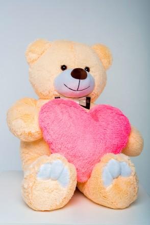 Плюшевый мишка медведь мягкая игрушка Teddy bear 130 см ТРИ ЦВЕТА. Киев. фото 1