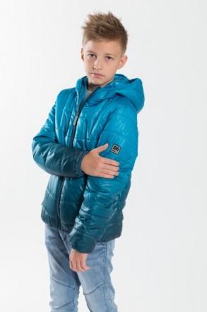 Reporter Young демисезонная куртка для мальчиков Blue. Одесса. фото 1