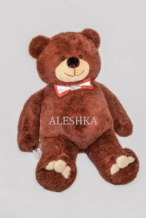 Плюшевый мишка медведь Мягкая игрушка Teddy bear 110 см ТРИ цвета. Киев. фото 1