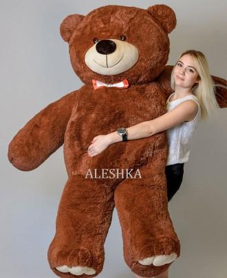 Плюшевый мишка медведь мягкая игрушка Teddy bear 200 см ТРИ цвета. Киев. фото 1