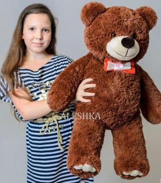 Плюшевый мишка медведь Мягкая игрушка Teddy bear 85 см ТРИ цвета. Киев. фото 1